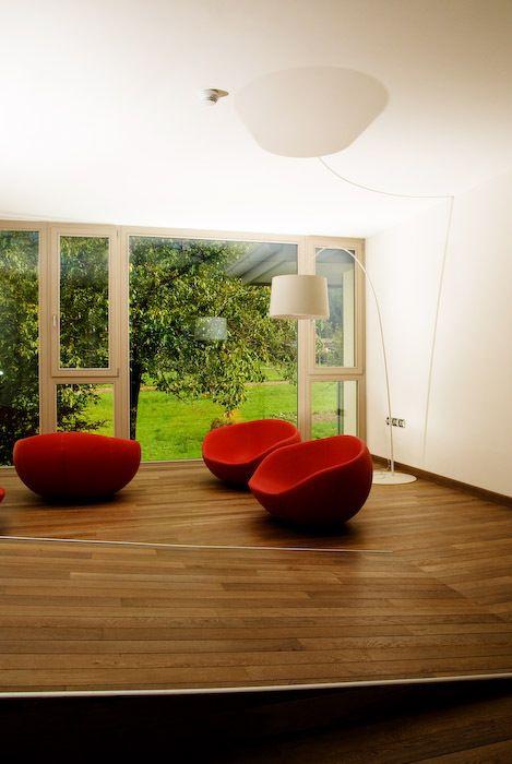 ELDA hotel - spHaus Eero chairs