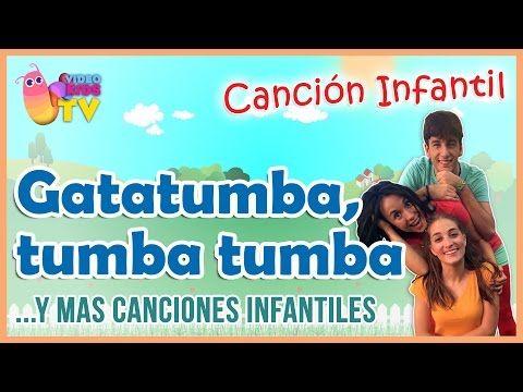 Gatatumba, tumba y tumba | Canciones de Navidad en español | Canciones Infantiles Para Niños - YouTube