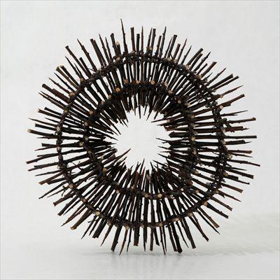 Jane Bevan - Ring of thorns http://vessels.www.janebevan.co.uk/