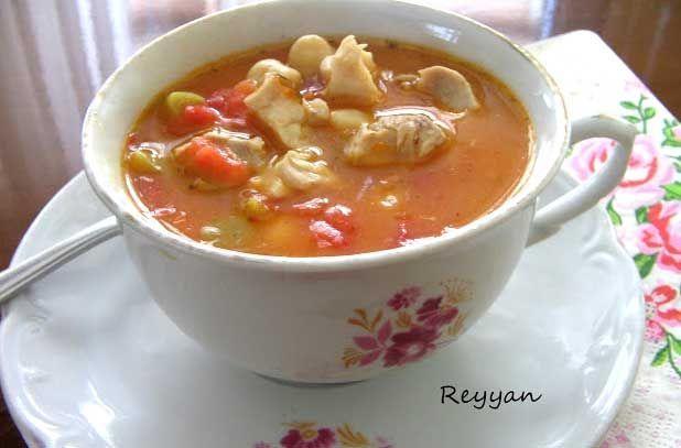 Kazdağı Çorbası Tarifi | Yemek Tarifleri Sitesi | Oktay Usta, Pratik Yemekler