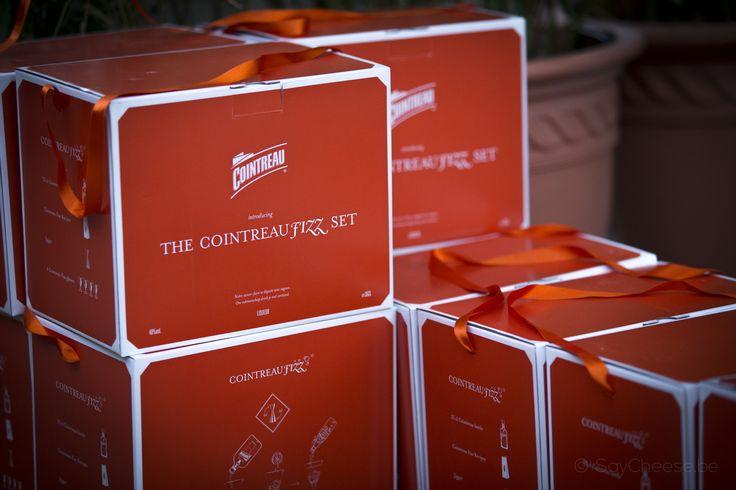 17 Best Images About Cointreau Fizz Secret Garden