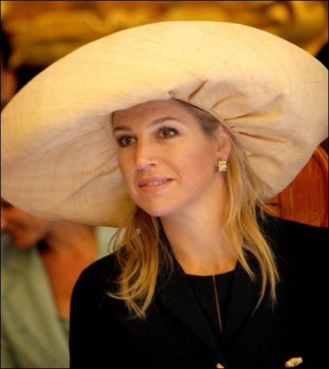 HRH Princess Máxima of The Netherlands (now Queen)