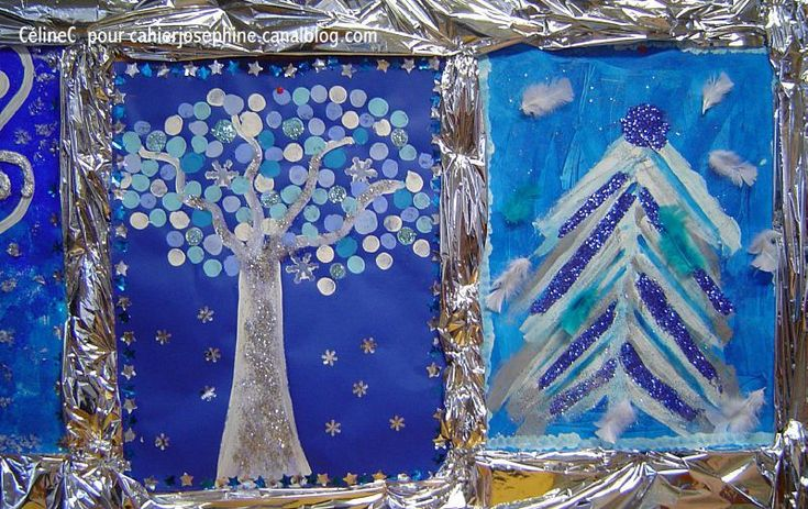 maybe do klimt in blue and white? for gr1