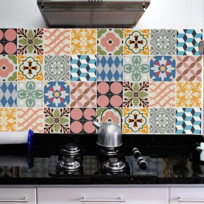 1000 Images About Tiles And Patchwork Stickers On