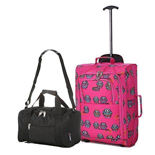 Valise cabine motif chouette https://chouette-factory.com/product/ryanair-cabine-35x20x20-cm-deuxieme-valise-55x40x20-emmenez-les-deux/