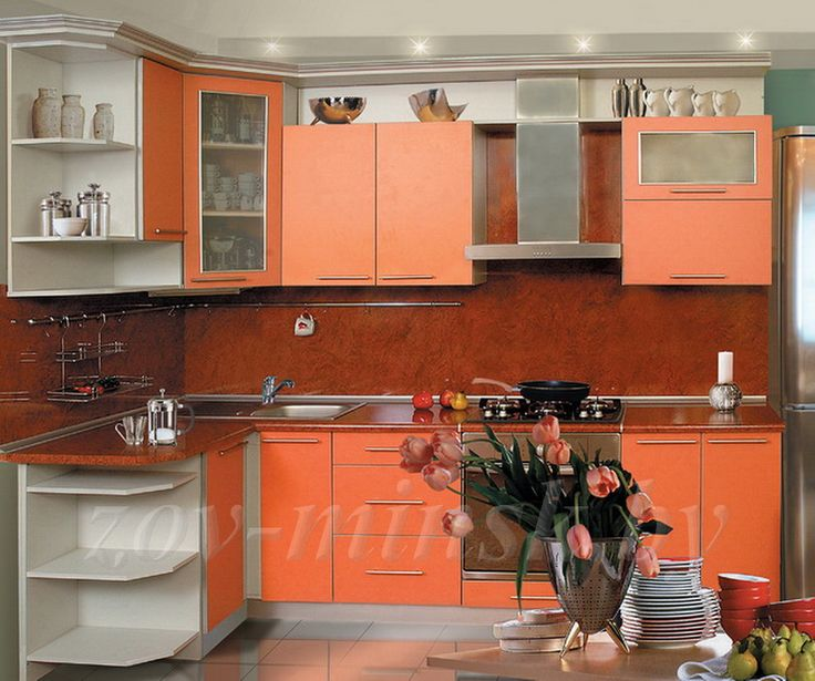 Маленькие кухни в Минске, дизайн маленьких кухонь, фото наших работ