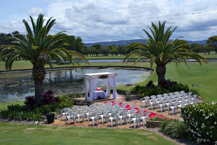 Palmer Colonial Golf Club,  Robina , gold coast,  all inclusive ceremony and reception