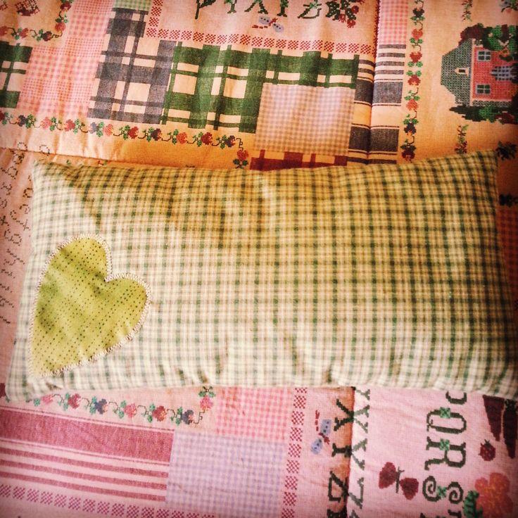 #Insonnia, #stress, #raffreddore? Un rimedio è il #cuscino di erbe