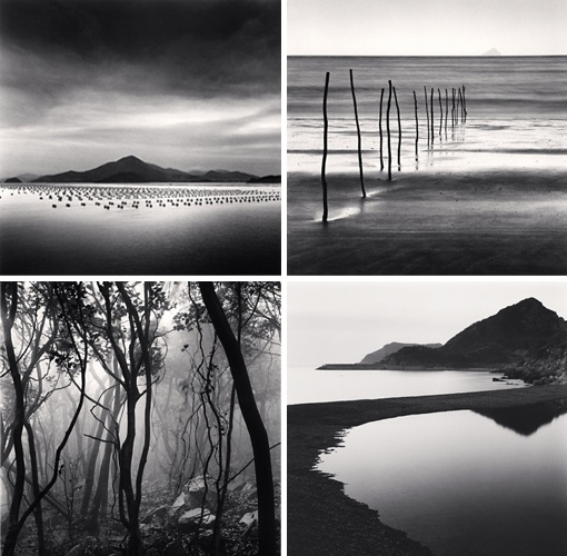 Michael Kenna is one of the best black and white photographers