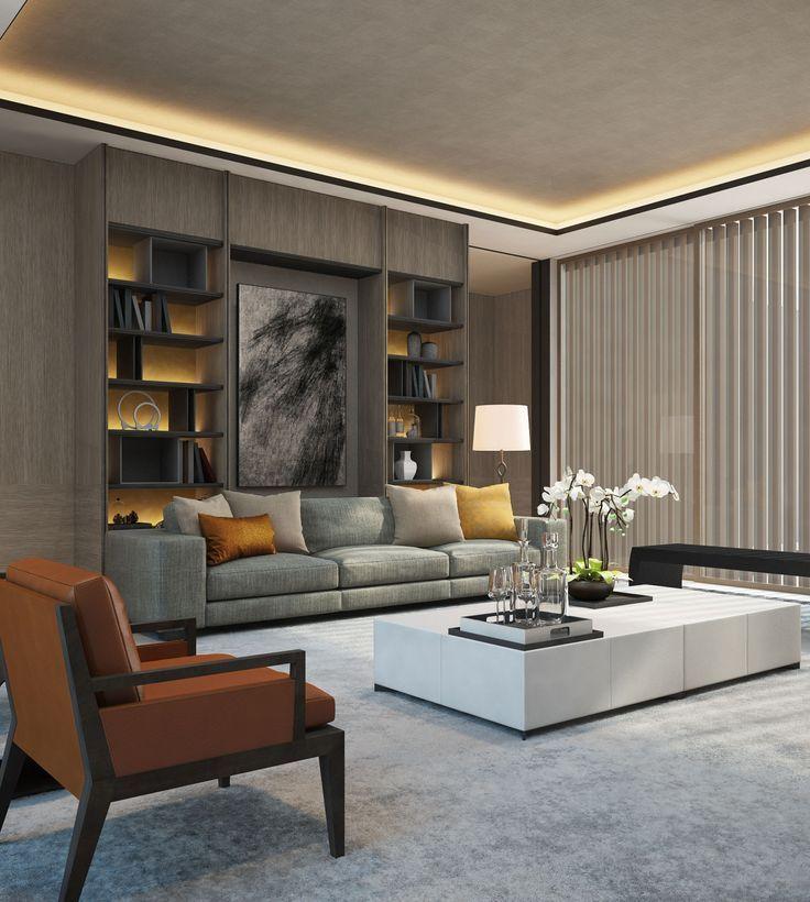 Big Living Rooms Classy Design Ideas