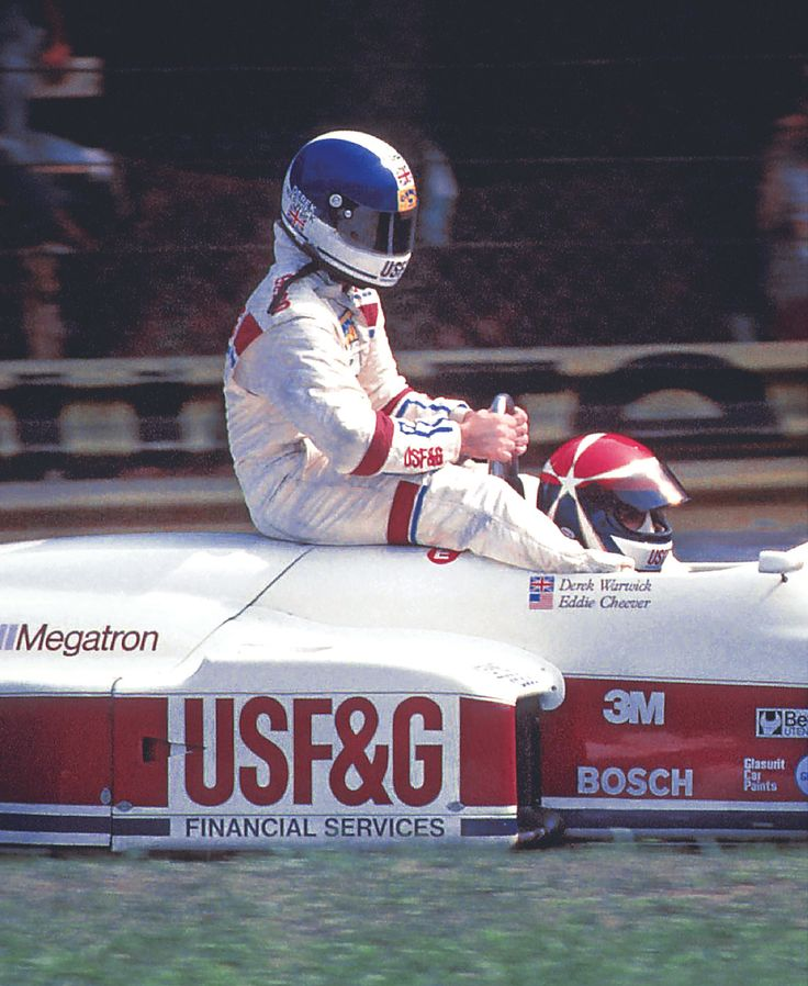 """""""Without the public, we´ve had it. If they´re not interested in watching us - at the track or on TV - then eventually the whole thing will disappear. It seems straightforward to me. We don´t put enough flair into these things.."""" - Derek Warwick.. in 1984."""