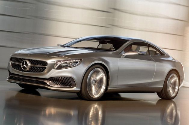 Report: Mercedes moving ahead with S-Class coupe, convertible