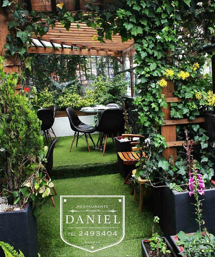 Nuestra terraza para este viernes en Bogota!!! Encuentra todos nuestros ambientes en www.daniel.com.co