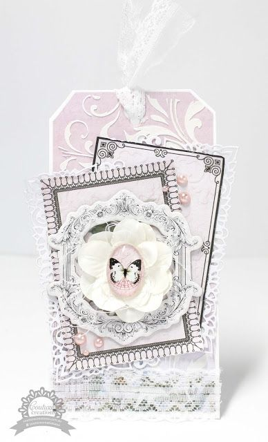 Artdeco Creations Brands: Magnolia Tag by Anita Bownds