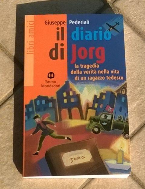Libri per adolescenti Olocausto - Il diario di Jorg | Genitorialmente