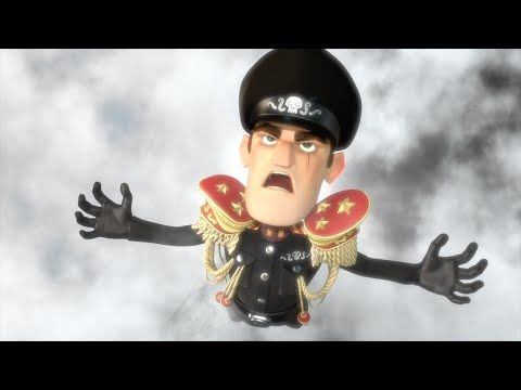 War Time Epaulets (Boom Beach: Official TV Commercial) - YouTube