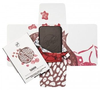 Sabadi Chocolate, pretty covers from inside and outside.