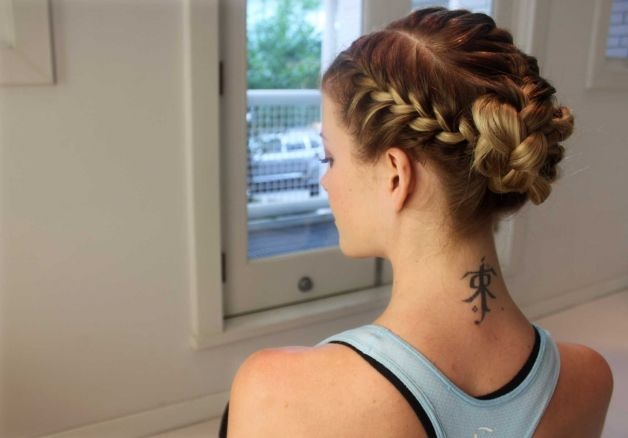 """Salons from Los Angeles to New York and cities in between are opening """"braid bars,"""" offering special menus of different braid styles for a fixed price. Photo: Caryn Rousseau / AP"""