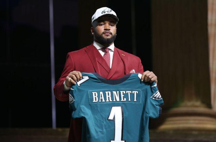 Philadelphia Eagles, Derek Barnett agree to 4-year contract