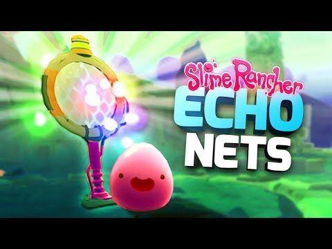 ECHO NETS FOR CHRISTMAS! - Slime Rancher 1 1 0 Full Version