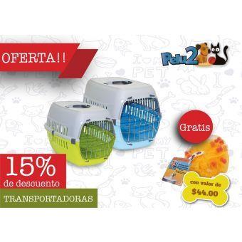 Compra PROMOCION 20% DE DESC + PLATO DOBLE DE REGALO MOD. PC 153 Transportadora…