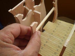El rincón del Sr.Gepetto: Construcción del Navío Santísima Trinidad paso a paso 1ª parte