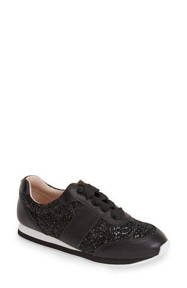 Women's kate spade new york 'sidney' leather sneaker