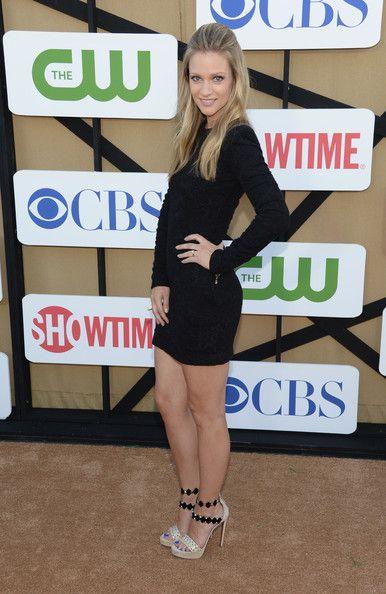 A.J. Cook Photos  - CW, CBS And Showtime 2013 Summer TCA Party - Arrivals - Zimbio