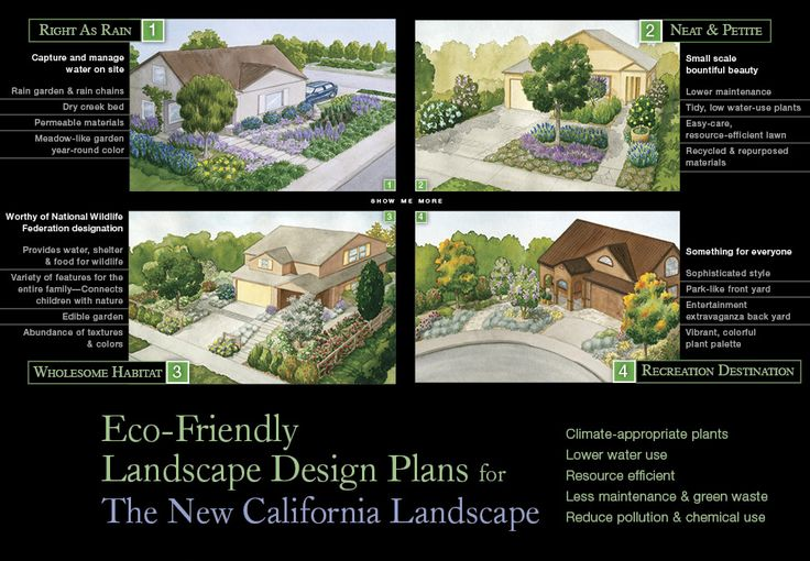 Wow Gorgeous Free Professional Landscape Designs For Making A California Drought Tolerant