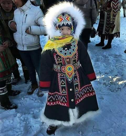 Türk dünyası balaları ve uluslal giyimleri