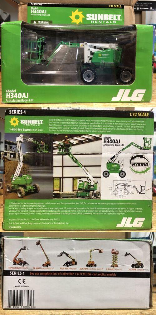 Construction Equipment 180274: Jlg Articulating Boom Lift Sunbelt