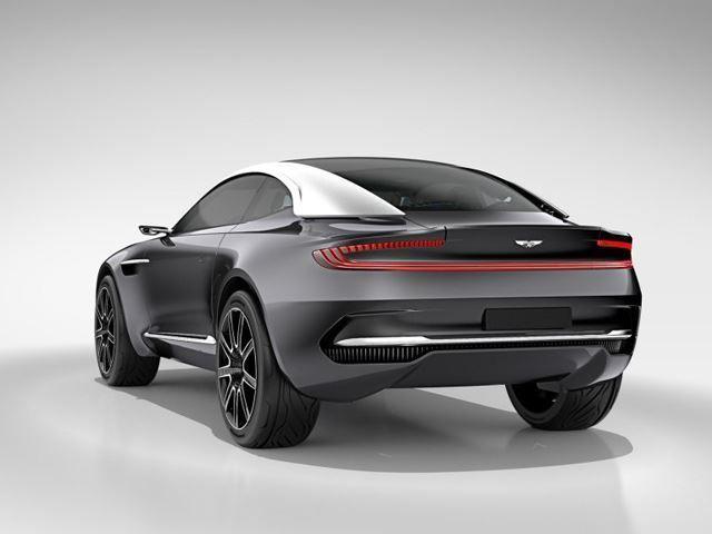 Aston Martin Er Later Than Piller için Big V12s