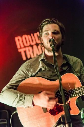 Ryan Farmer at Rough Trade. Photo: Emma Richardson