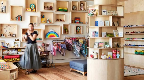 We have just opened the coolest kids shop in Aus, based in our hometown of Torquay!  Many of you will know us, but Oishi-m is known for our small production run children's clothing, with our kids fashion range designed in Torquay and largely made in Melbourne. We often sell out of new release pieces within minutes of launch, and there's a frenzy around our Victorian based kidswear brand.
