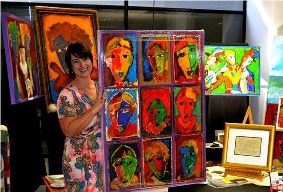 Own a Laubar painting www.laurensbarnard.com