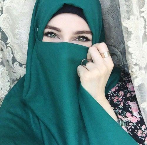 Muslim beauty #3 /// beauty in eyes