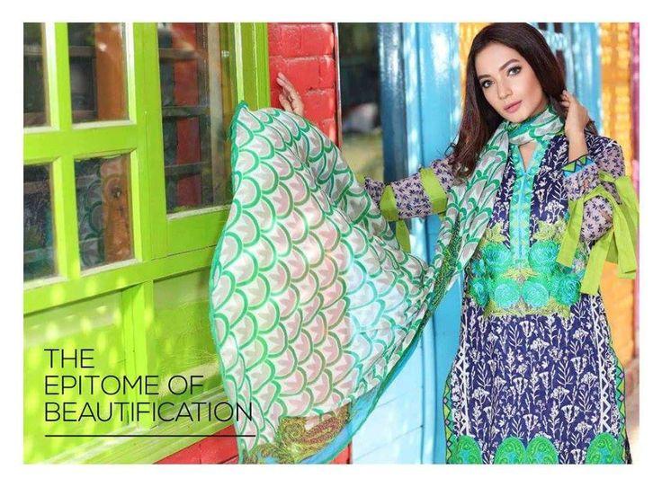 25  best ideas about Pakistani designer suits on Pinterest ...