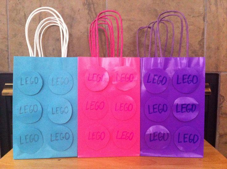 Love this! DIY LEGO Friends birthday party ideas via MamaMaryShow.com