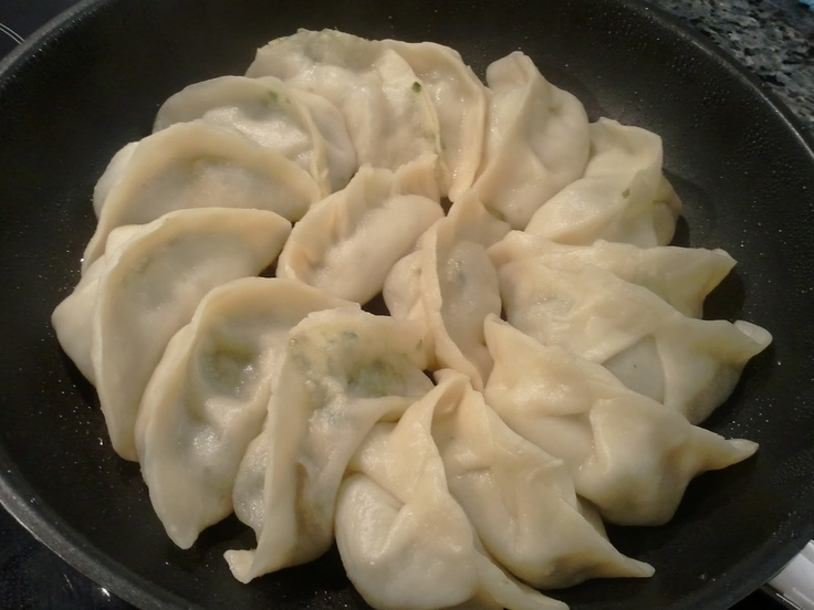 how to cook dumplings in thermomix