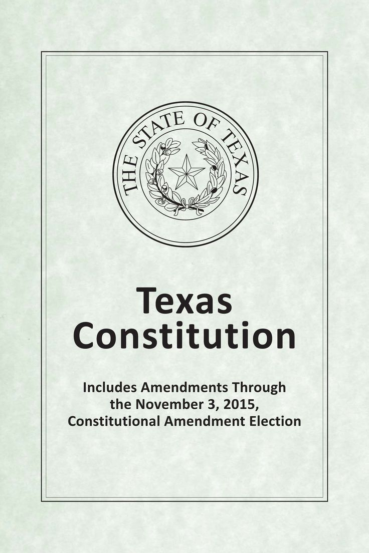 texas constitution Read texas laws in a format that is more accessible for screen readers  the  texas constitution 0 titles and 19 chapters home the texas constitution.