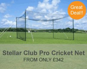 Stellar Club Pro Cricket Net