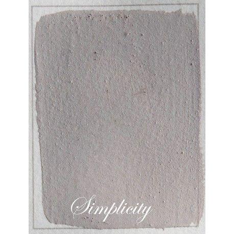 Kalklitir luktfria giftfria lila målarfärg Simplicity