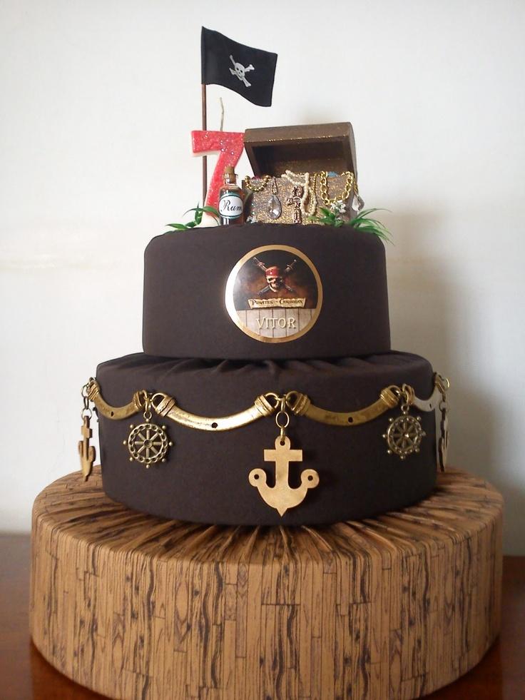 Maquete Os Piratas
