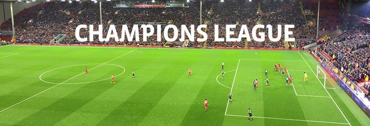 Rejser til Champions League