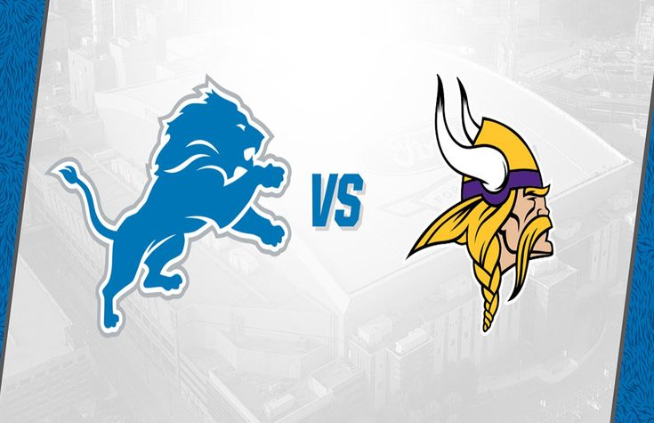 Minnesota Vikings vs. Detroit Lions football : TV schedule,game preview -