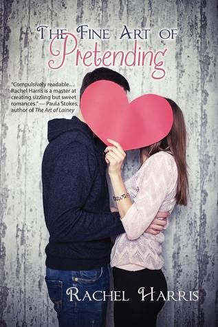 """The Fine Art of Pretending is a cute story with a cute guy and lots of chemistry between characters. I read it in one sitting so it's kind of addicting too!"" - Melissa Robles' latest review is live!"