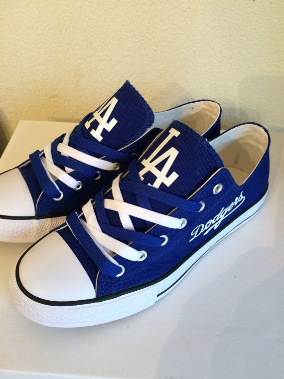 Los Angeles Dodgers women's tennis by Sportzfanatics on Etsy