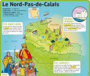 Le Nord-Pas-de-Calais - Le Petit Quotidien, le seul site d'information quotidienne pour les 6-10 ans !
