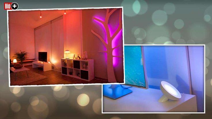 richtig beleuchten ihre vier w nde in ganz neuem licht. Black Bedroom Furniture Sets. Home Design Ideas