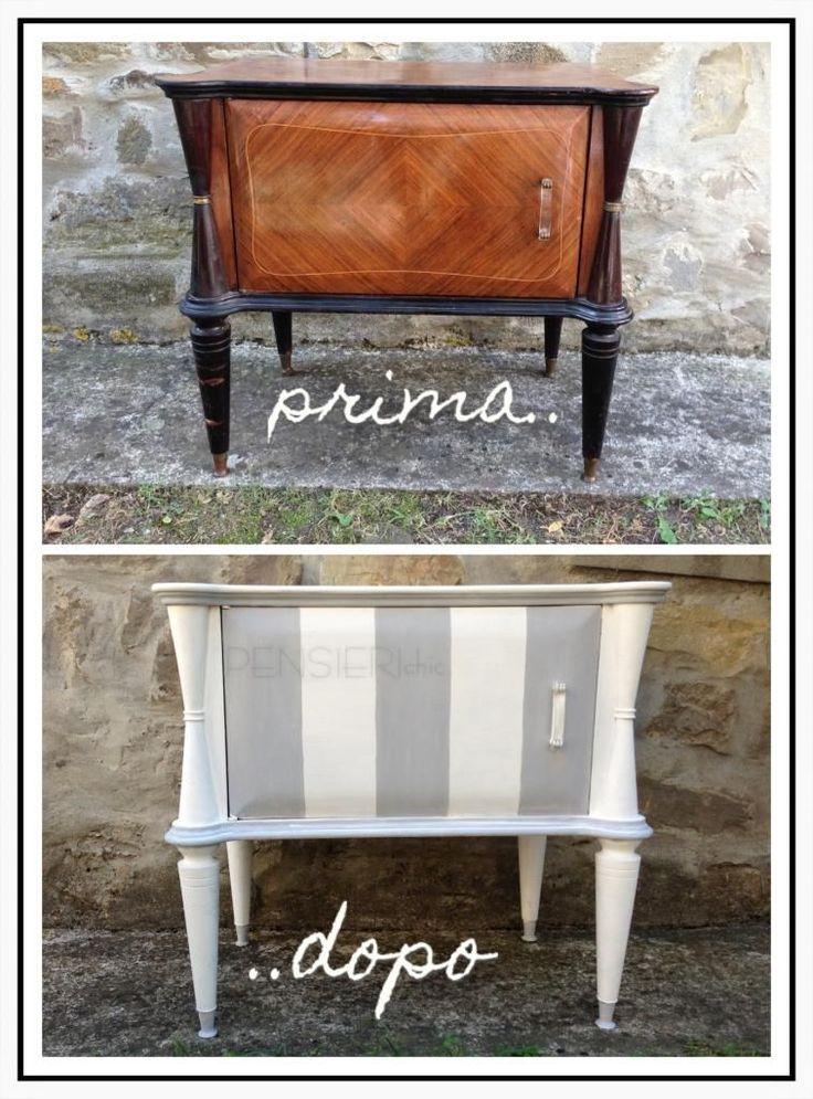 Oltre 25 fantastiche idee su restauro di mobili su pinterest - Recupero mobili vecchi ...